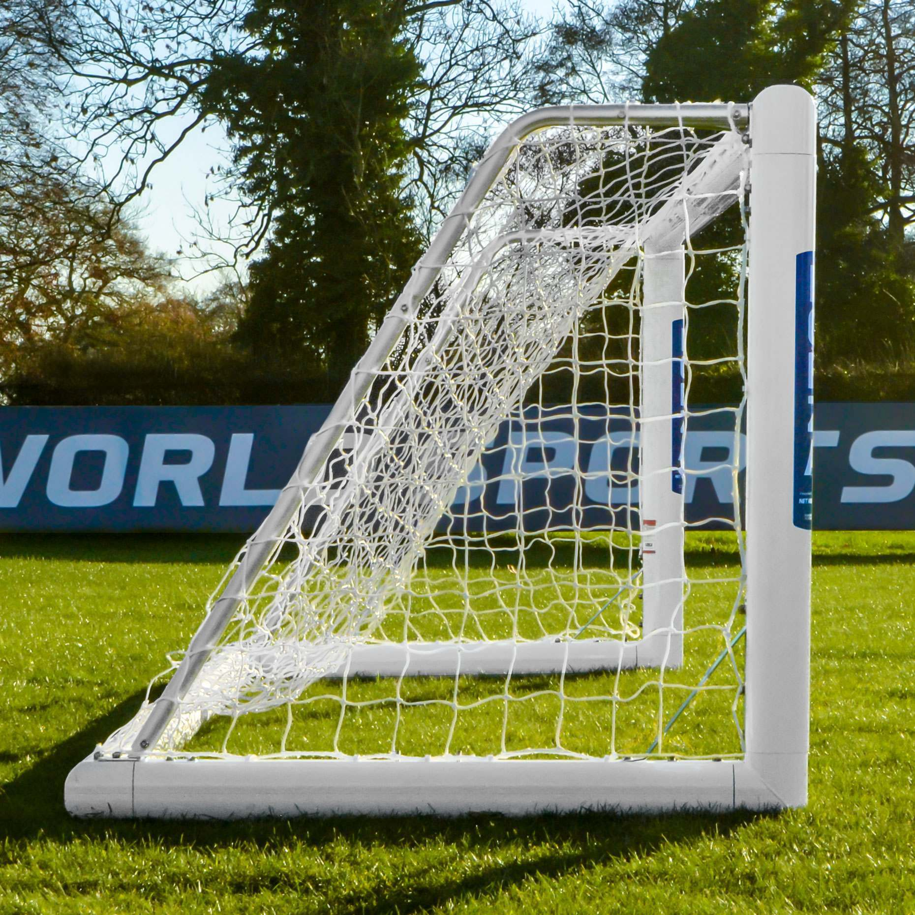 Ultra Durable Football Goals | Aluminium Futsal Goals